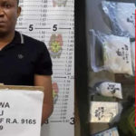Photos Of 2 Nigerian Drug Dealers Arrested In Philippines With Drugs Worth N125m
