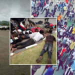 Protest, Violence Leads To Shutdown Of Adekunle Ajasin University In Ondo; Gov. Akeredolu Orders Release Of Detained Arrested Students (photos)
