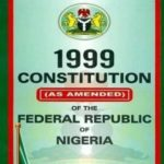 Human Rights Lawyer wants Review of 1999 Constitution
