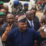 Photos: The Moment Senator Adeleke Was Granted 2M Bail