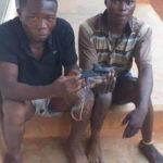 Thieves Terrorizing Upper Iweka In Onitsha Arrested