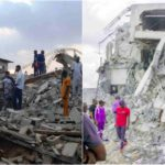 Eight Injured As Another Building Collapses In Ibadan (photos)