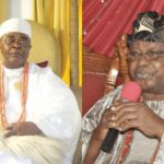 Awujale, Alake in supremacy battle