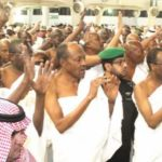 What Buhari told Nigerian community in Saudi Arabia