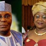 Buhari Vs Atiku: Onnochie Mocks Former Vice President
