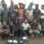 Ogun Police arrests suspected cultists during birthday party in Ijoko, over for murder