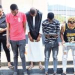 Cybercrime suspects unleash dog on EFCC operatives