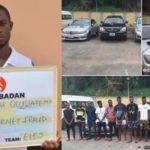 Again EFCC Arrests 13 Internet Fraudsters In Edo (photos)