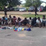 Oyo Police Nab 13 Suspected Cultists, 3 Suspected Kidnappers, 14 Others, Recovers 2,750 Live Cartridges