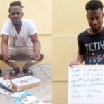 Photos: Fraudsters Arrested With Charms Plead Guilty To Fraud In Ilorin