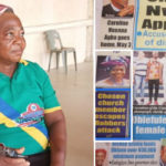 A Nigeria Woman Headlines After Robber Abandons Gun And Flee In A Failed Attack (Photos)