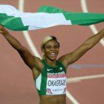 Okagbare opens season's account with 11.07secs