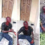 Bayelsa Residents Apprehend Two Thieves, Beats Them To Pulp