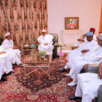 Buhari Meets Northern Governors In Aso Rock
