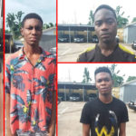 EFCC Arraigns 4 Yahoo Boys And 1 Girl In Benin, Edo (photos)