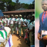 Medical Doctor Who Died In A Keke Accident In Maiduguri During NYSC Program Laid To Rest (Photos)