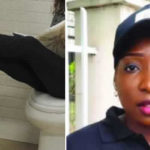 Nigerian Lady Trafficked To Arabian Country Locks Self In Bathroom For Weeks To Escape Being Raped