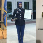 Nigerian Woman Becomes Second Lieutenant Of The US Army, Husband Celebrates Her On Social Media (Photos)