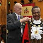 Photos Of Nigeria-Born Woman Sworn In As Mayor Of Enfield, UK