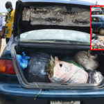 Photos: See What Police Did To A Man Caught Dumping Refuse On The Streets Of Lagos