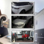 Popular Yahoo Boy, Akpojivi Onoriode Bursted In His Calabar Luxury Duplex; Exotic Cars Recovered, 3 Others Arrested (photos)