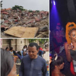 Sexworkers, Management Stranded As Govt Demolish Popular Abuja Night Club, Caramelo Lounge (photos)