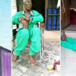 Unhealthy Condition Of Former Nigerian Goalkeeper, Peter Fregene (Photos)