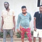 Five Nigerians Rape Woman In Husband's Presence — Ghana Police