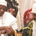 Breaking: Ganduje, Sanusi reconcile