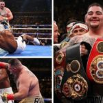 Andy Ruiz Beats Anthony Joshua To Become The First Mexican Heavyweight Of The World (Photos)