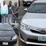 EFCC Raids Hideouts of Internet Fraudsters in Abuja (photos)