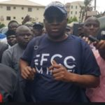 Fayose kicks as court adjourns re-arraignment till July 2