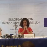 Updated: EU final report knocks INEC, parties, security agencies over 2019 polls