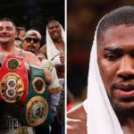 "Joshua vs Ruiz: Rematch is a ""must win"""