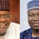 Senate President: Goje stops ambition to back Lawan