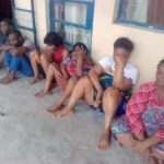 Police arrests six women for child trafficking in Imo, rescue 10 stolen children