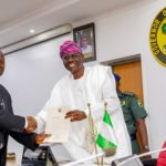 Gov Sanwo-Olu Swears in Acting Chief Judge of Lagos