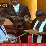 Rochas Okorocha: Senate welcomes its newest member