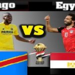 Egypt v DR Congo – African Cup Of Nations Group Match, Scorers And Stats
