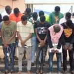 17 Internet Fraudsters Forcefully Deported To Nigeria By Ghanaian Authorities