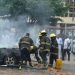'Mysterious' Fire Razes Car In Unilag