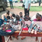 Police Parade 29 Oyo NURTW Members For Public Disturbance