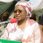 Aisha Buhari Now First Lady, Drops Wife Of The President Title