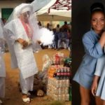 Identical twin sisters get married on same day to men from same state (photos)