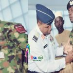 Airforce Officer Who Returned Missing €37,000 Gets Double Promotion (Photos)