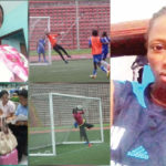 Ex- Super Falcons Goalkeeper Bidemi Aluko Down With Br3ast Cancer