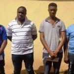 Five Internet Fraudsters Lands In EFCC Net In Enugu
