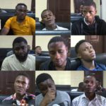 EFCC Secures Conviction Of Nine Yahoo Boys (Photos)