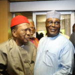 BREAKING: 87-year old Prof Nwabueze leads Atiku's, PDP's legal team