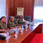 Centre Scores Buhari, Service Chiefs High On Counter-Terrorism Campaign